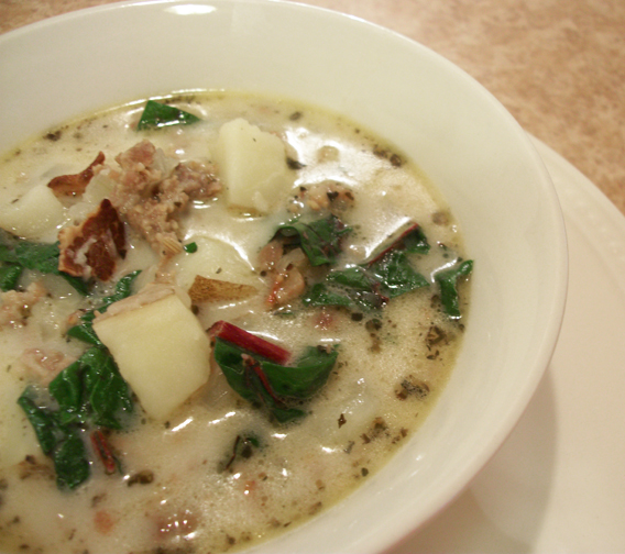 Zuppa Toscana | Crafty Creative